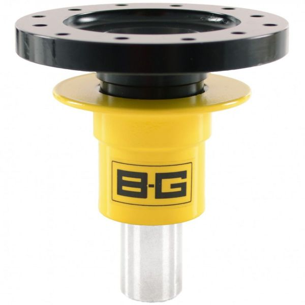 B-G Racing Steering Wheel Quick Release - Weld-On - 6 Point